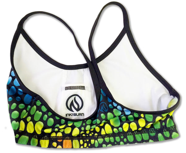 Women's Chameleon Sports Bra