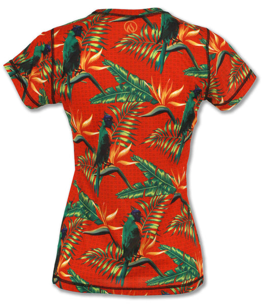 Women's Magnum Pi Tech Shirt