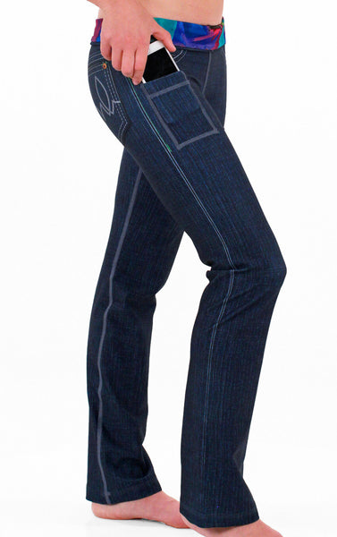 Women's Rose Performance Denim Pants