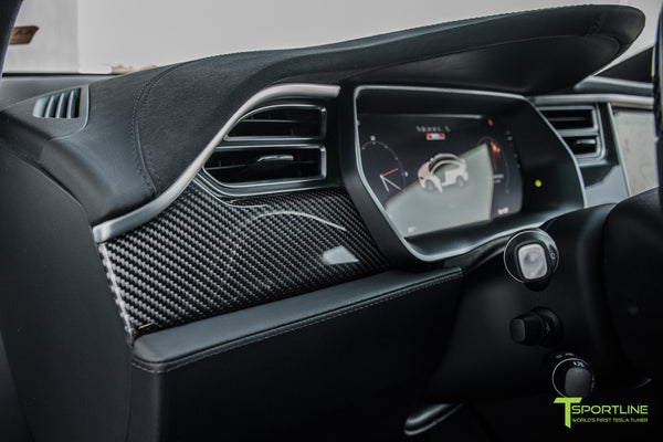 Tesla Model X Dash Kit – TSportline.com - Tesla Model S, X & 3 ...