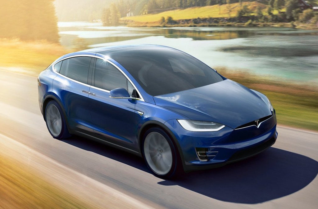Top 10 Things You Should Know About The Tesla Model X