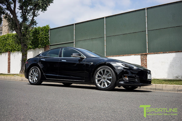 Black Model S 1.0 with 19