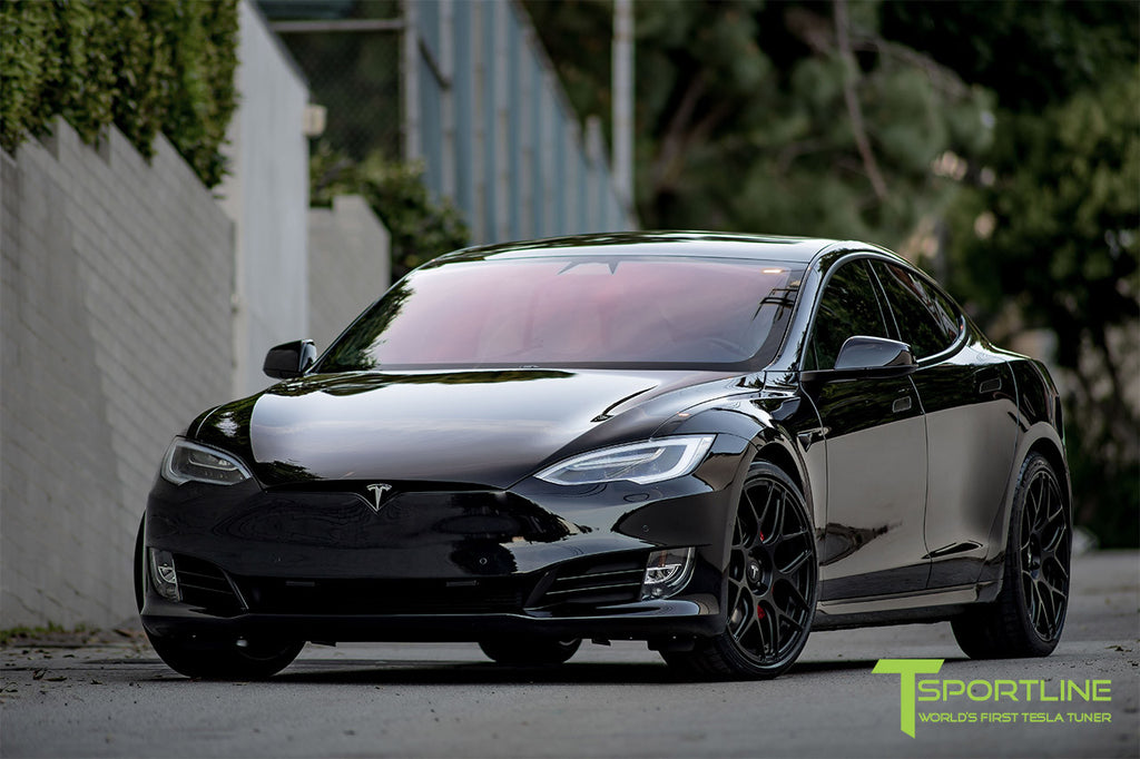 Tesla Model Sx3 Window Tinting Custom Services By T