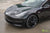 Black Dual Motor Tesla Model 3 with Lowering Springs and Gloss Black 19 Inch TST Turbine Style Wheels by T Sportline