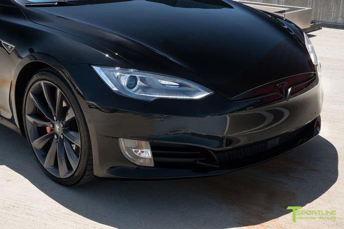 Can you fit a 2016 Tesla Bumper on a 2013 Tesla?