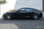 "Black Tesla Model S 2.0 P100D with Diamond Black TS118 21"" Forged Wheels, Satin Black Chrome Delete, and Satin Black Performance Trunk Wing Spoiler, by T Sportline"