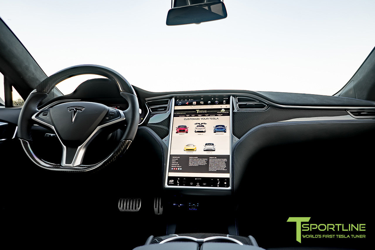 black tesla model s 2 0 custom ferrari black interior tesla model s x 3. Black Bedroom Furniture Sets. Home Design Ideas