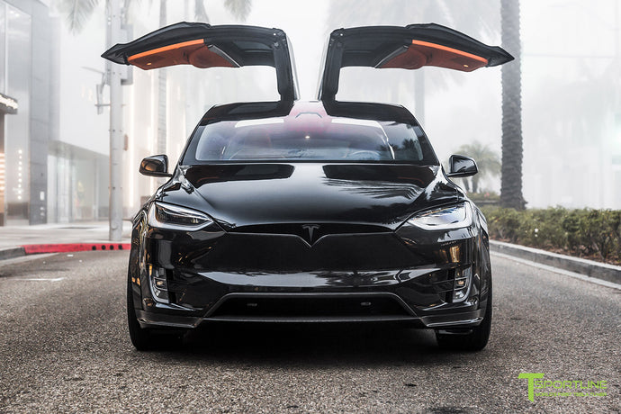 Tesla Model X Limited Edition T Largo 7 of 20