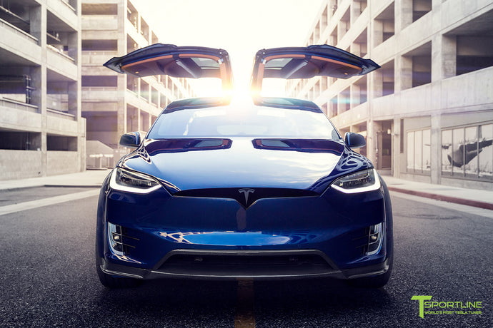 Tesla Model X Limited Edition T Largo 3 of 20