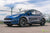 Deep Blue Metallic Tesla Model Y with Ecliptic Black 20 inch Falcon Aftermarket Flow Forged Wheels by T Sportline