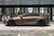 Project Muthayga - Matte Brown Metallic Wrapped Tesla Model S 2.0 (2016 Facelift) with Matte Copper Metallic Chrome Delete, 20 inch TSS Flow Forged Arachnid Style Wheels in Matte Black by T Sportline