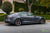 "Midnight Silver Metallic Tesla Model S with 19"" TSS Flow Forged Wheels in Space Gray by T Sportline"