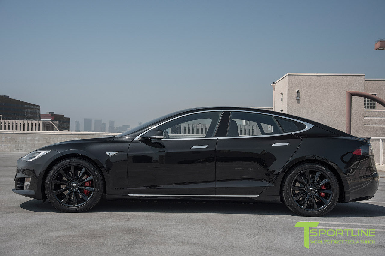Obsidian Black Model S 2.0 with 19
