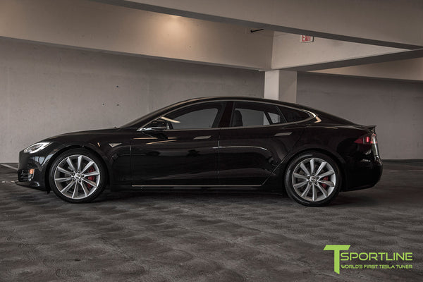 Obsidian Black Model S 2.0 with 20