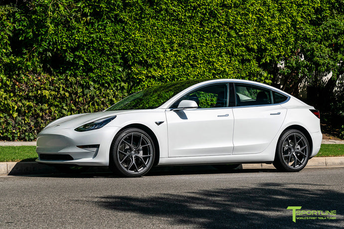 "Model 3 with 20"" M3115"