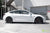 Pearl White Performance Dual Motor Tesla Model 3 with Lowering Springs and Matte Black 20 Inch TST Turbine Style Wheels by T Sportline 1