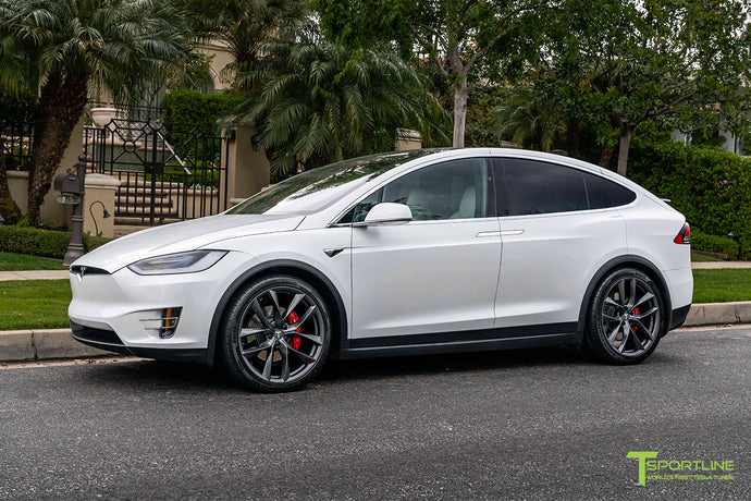 "Model X with 22"" TSS"
