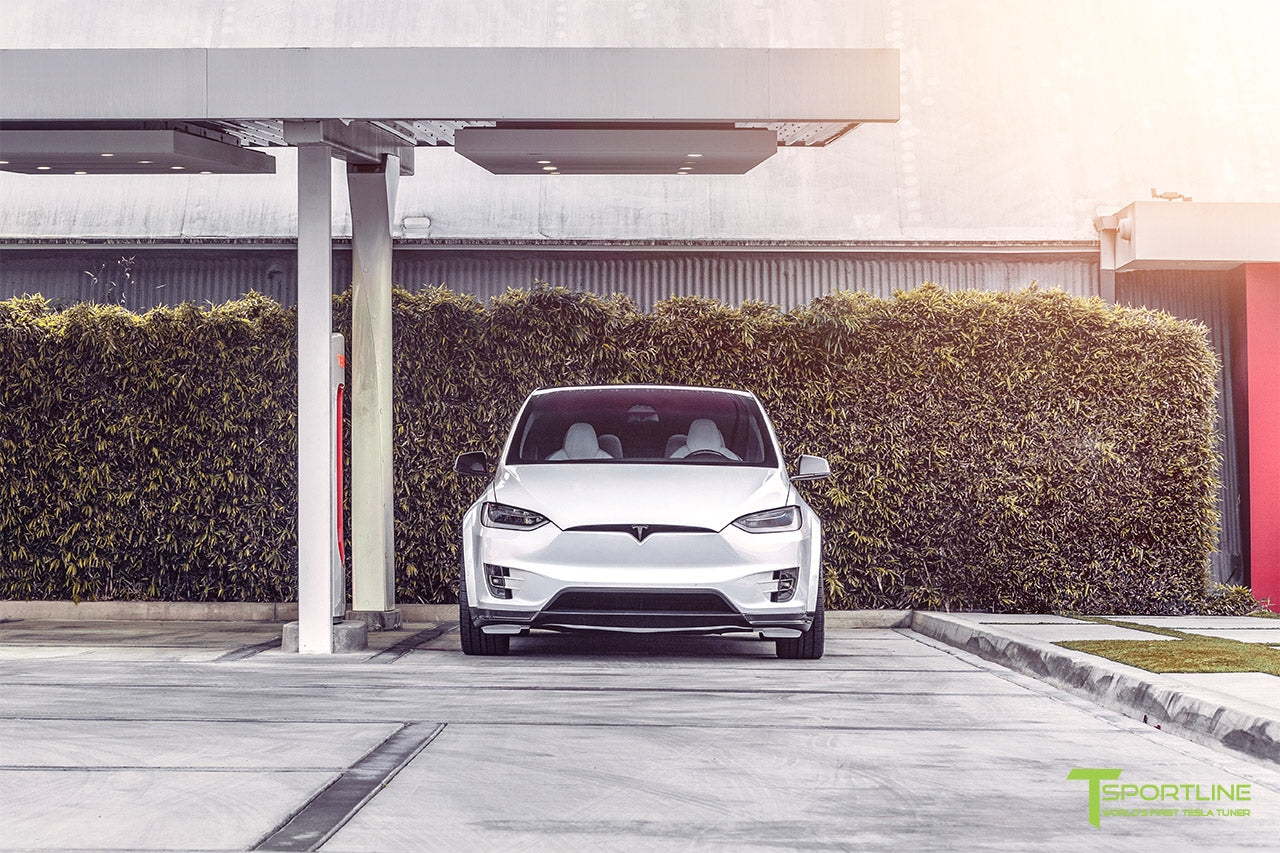 Tesla Model X Limited Edition Wide Body Package