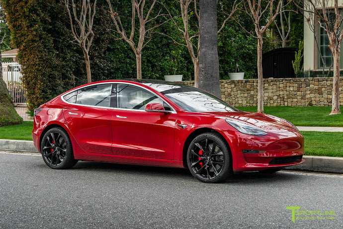 "Model 3 with 20"" TSS"