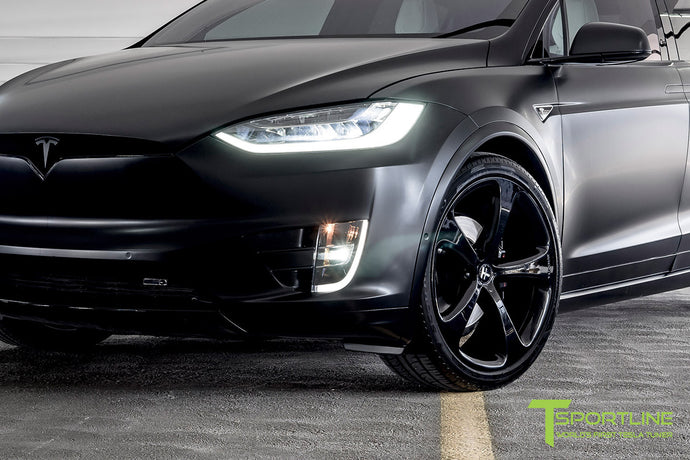 Tesla Model S/X/3 Complete Vehicle Wrap - Custom Services by T Sportline