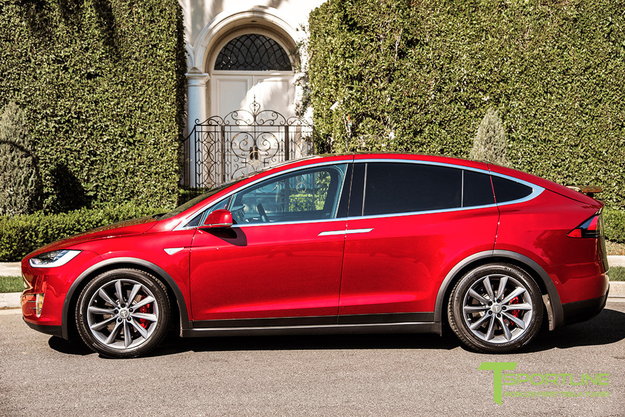 Signature Red Model X with 20
