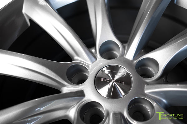Tesla Model 3 18 inch Turbine Style TST Flow Forged Wheel by T Sportline 3