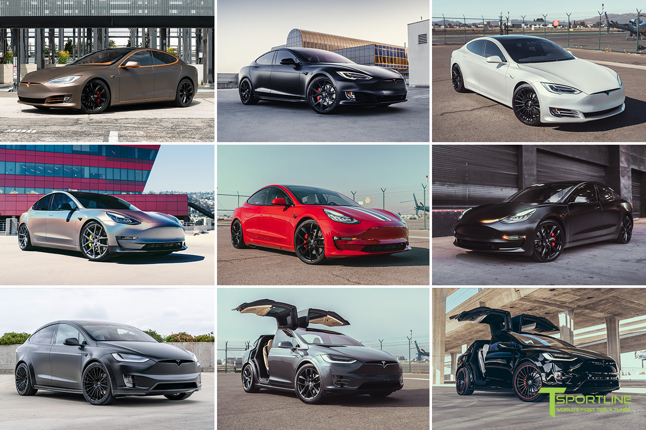 Top 9 Modified Teslas of 2019