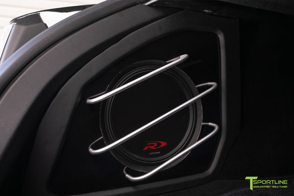 Project McCann - Custom Bentley Linen Interior with Custom Audio Sound Upgrade by T Sportline 2