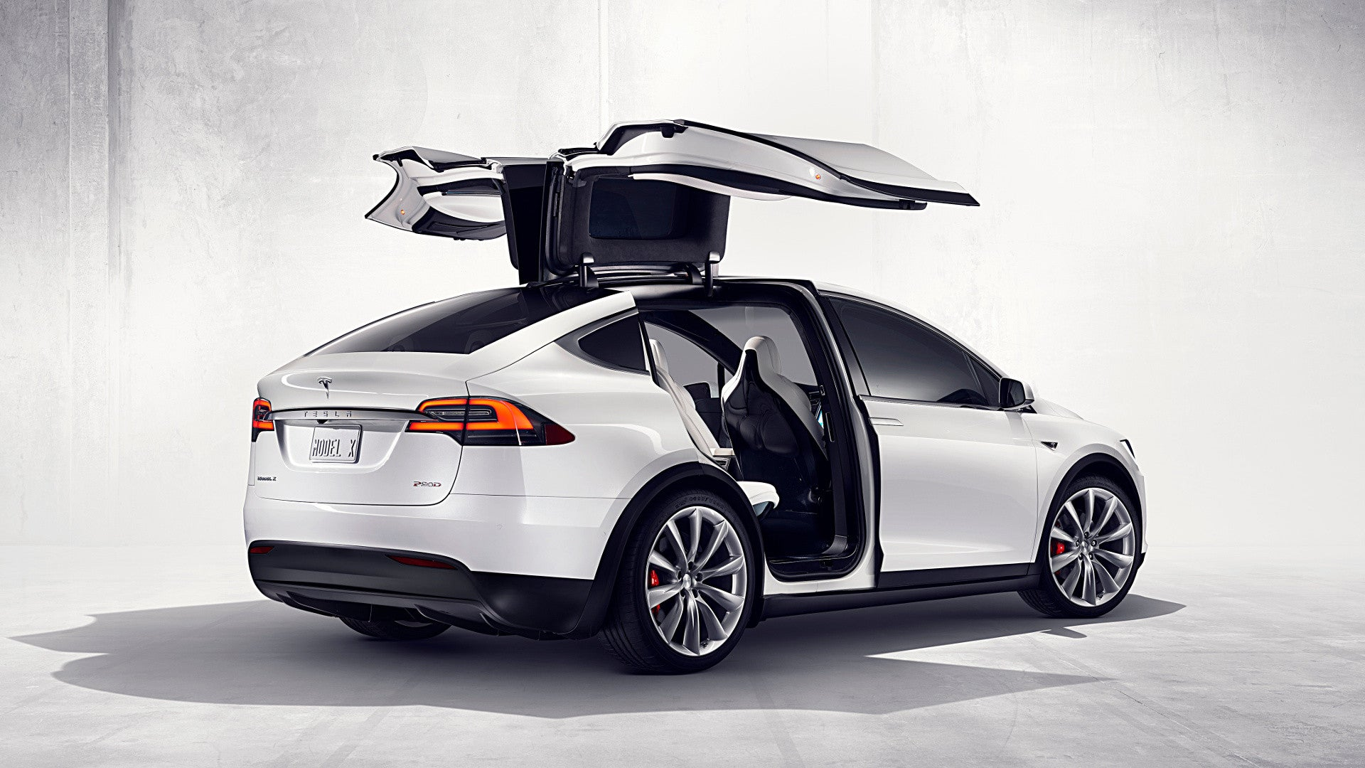Tesla Model X Configuration Opened To First Customers