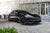 Xpel Protection Film Stealth Black Model 3 with Gloss Black 19 inch TSS Arachnid Style Flow Forged Wheels by T Sportline