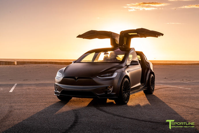 Tesla Model X Limited Edition T Largo 9 of 20