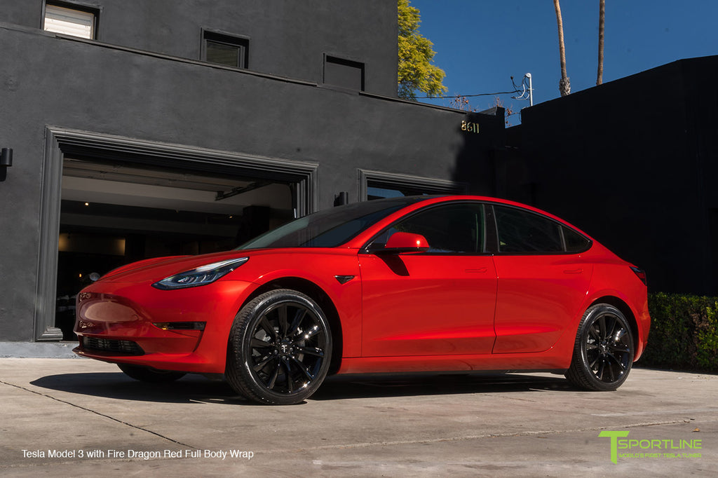 Tesla Model S X 3 Complete Vehicle Wrap Custom Services By T