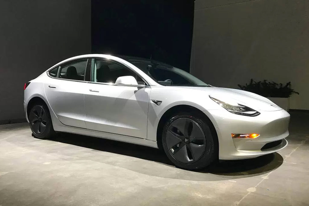 Tesla Model 3 for Sale: $150,000!