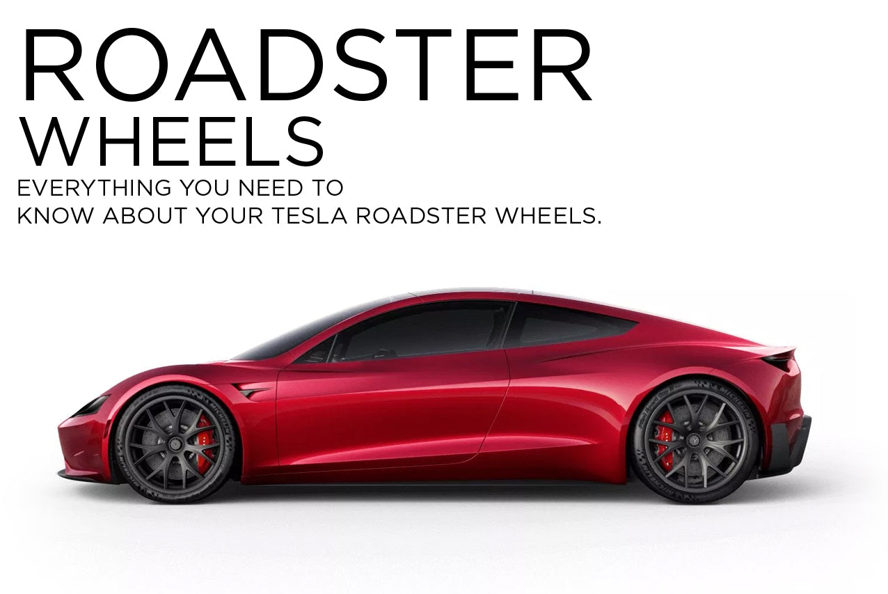 Tesla Roadster 2020 Wheel and Tire Guide