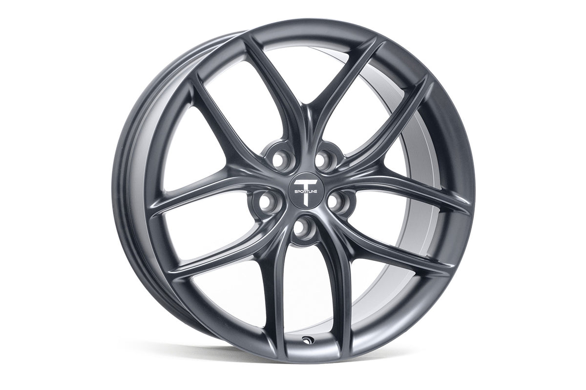 "Tesla Model Y 19"" TS5 Flow Forged Tesla Wheel (Set of 4)"