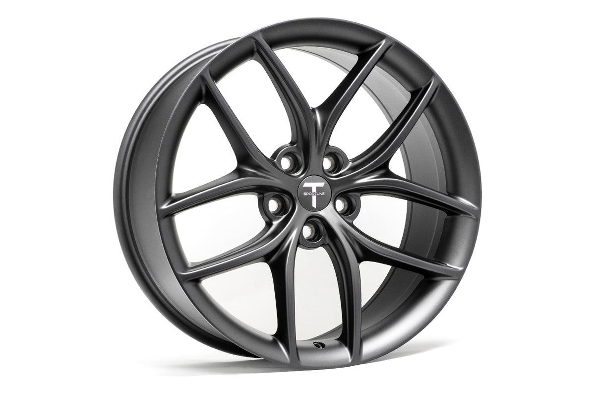 "Tesla Model S 20"" TS5 Flow Forged Tesla Wheel (Set of 4)"