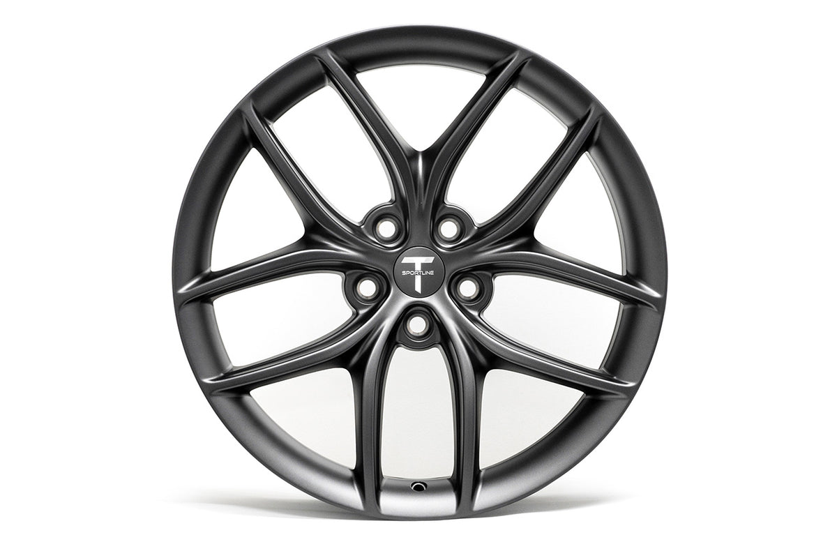 "Tesla Model X 20"" TS5 Flow Forged Tesla Wheel (Set of 4)"