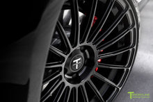 "21"" TS118 Forged Tesla Wheel and Tire Package (Set of 4)"