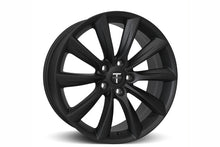"20"" TST Tesla Wheel Matte Black"