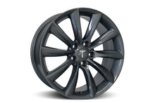 "20"" TST Tesla Wheel Metallic Grey"