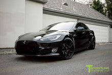 "Tesla Model S 21"" TS117 Forged Tesla Wheel and Tire Package (Set of 4)"