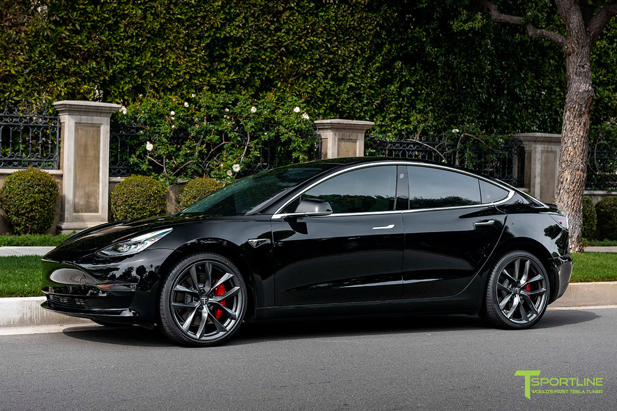 "Tesla Model 3 20"" TSS Flow Forged Tesla Replacement Wheel"