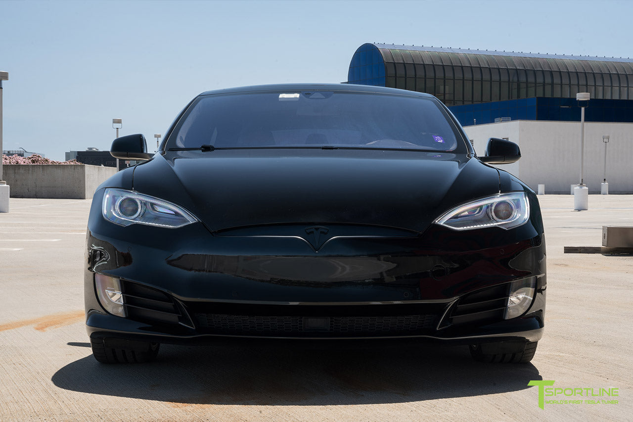 2012-2016 Tesla Model S Front Bumper Facelift Refresh