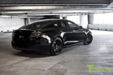 "Tesla Model S 21"" TS118 Forged Tesla Wheel and Tire Package (Set of 4)"