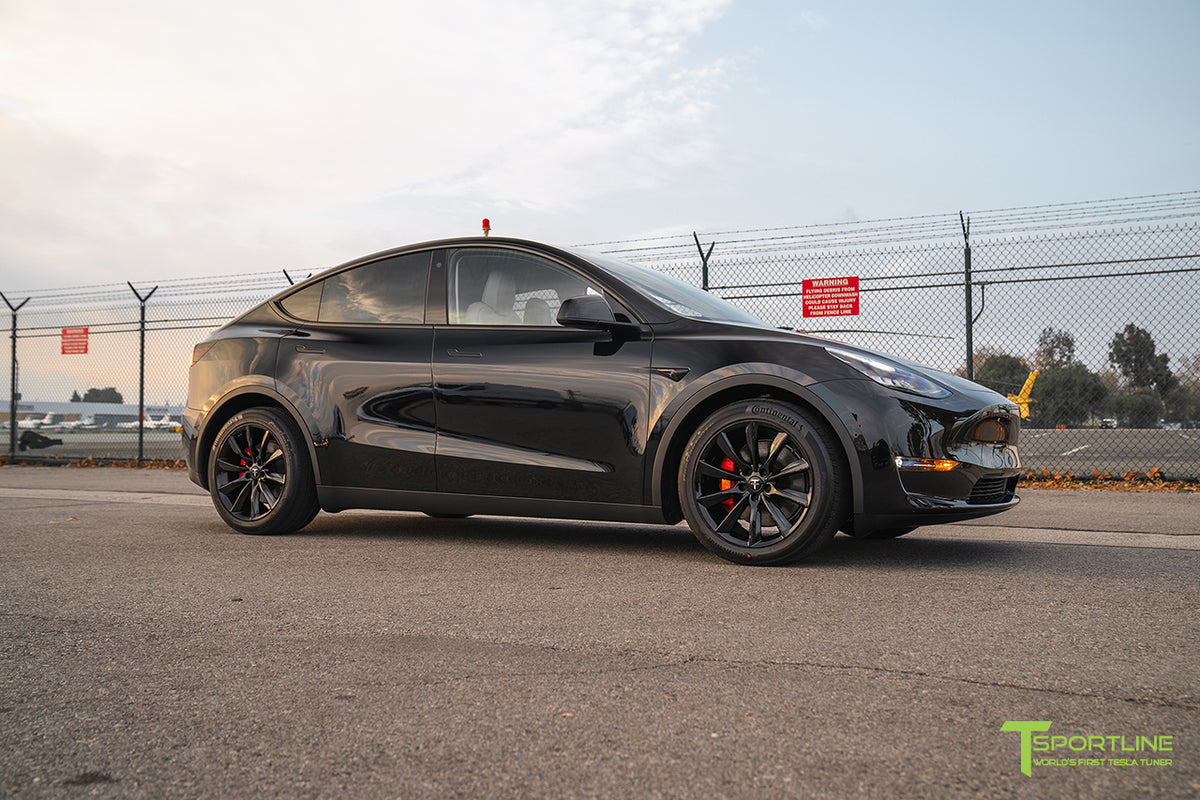 "TST 19"" Tesla Model Y Replacement Wheel"