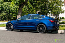 "Tesla Model 3 20"" Falcon Limited Edition Flow Forged Tesla Replacement Wheel and Tire"
