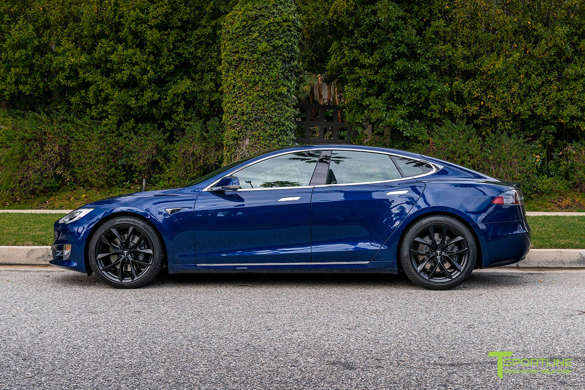 "Tesla Model S 20"" TSS Flow Forged Tesla Replacement Wheel"