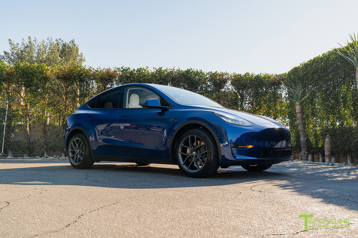 "TS5 19"" Tesla Model Y Replacement Wheel and Tire"