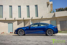 "Tesla Model S 20"" TST Flow Forged Tesla Replacement Wheel and Tire"