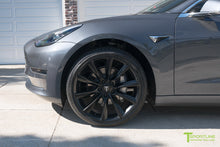 "Tesla Model 3 20"" TST Flow Forged Tesla Wheel and Tire Package (Set of 4)"
